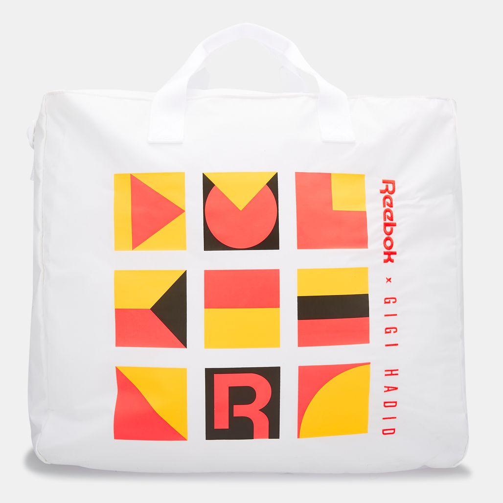 Reebok Women's x Gigi Hadid Tote Bag - White