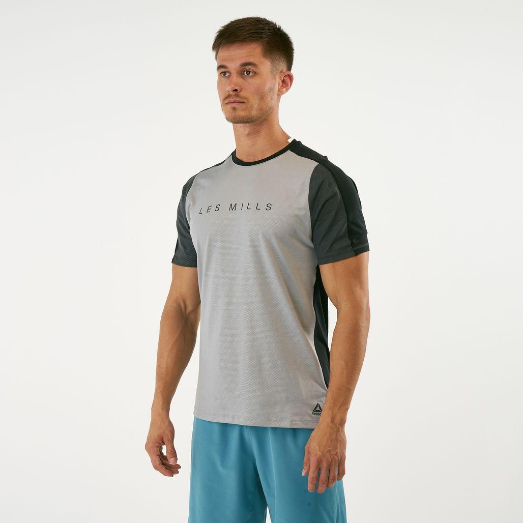 Reebok Men's Les Mills Ventcool Move T-Shirt