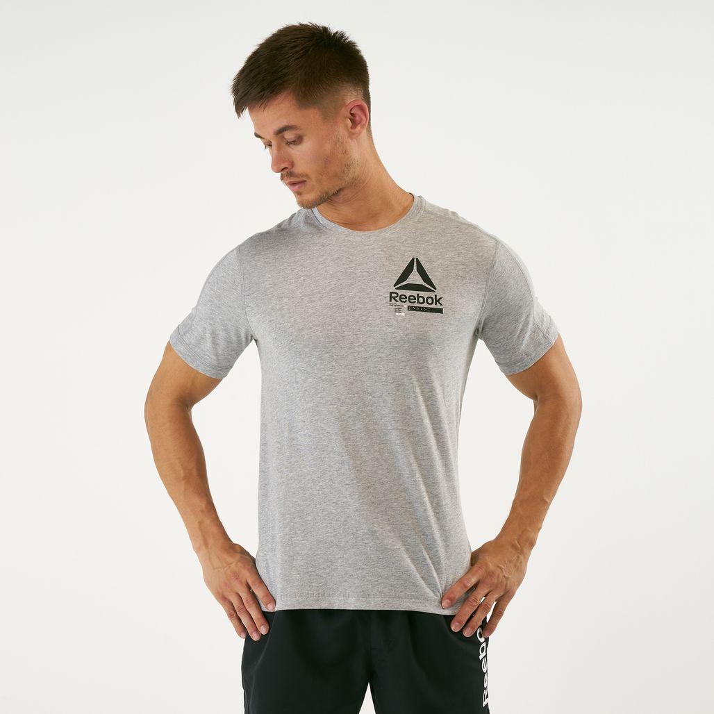 Reebok Men's OST Speedwick Move T-Shirt
