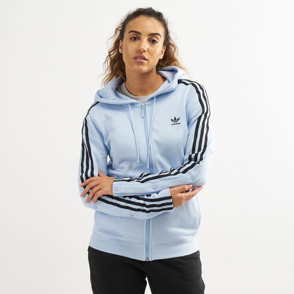 adidas Originals Women's Zip Hoodie