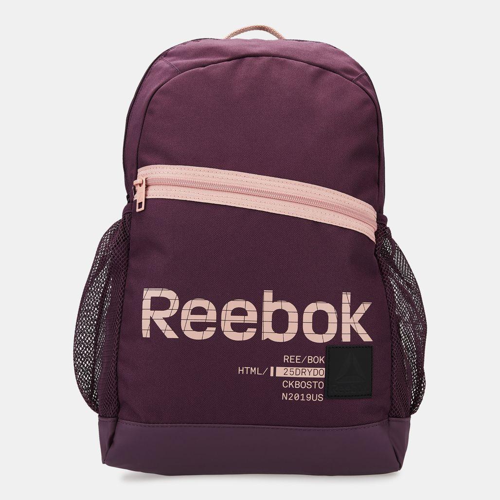 Reebok Style Active Foundation Backpack - Purple