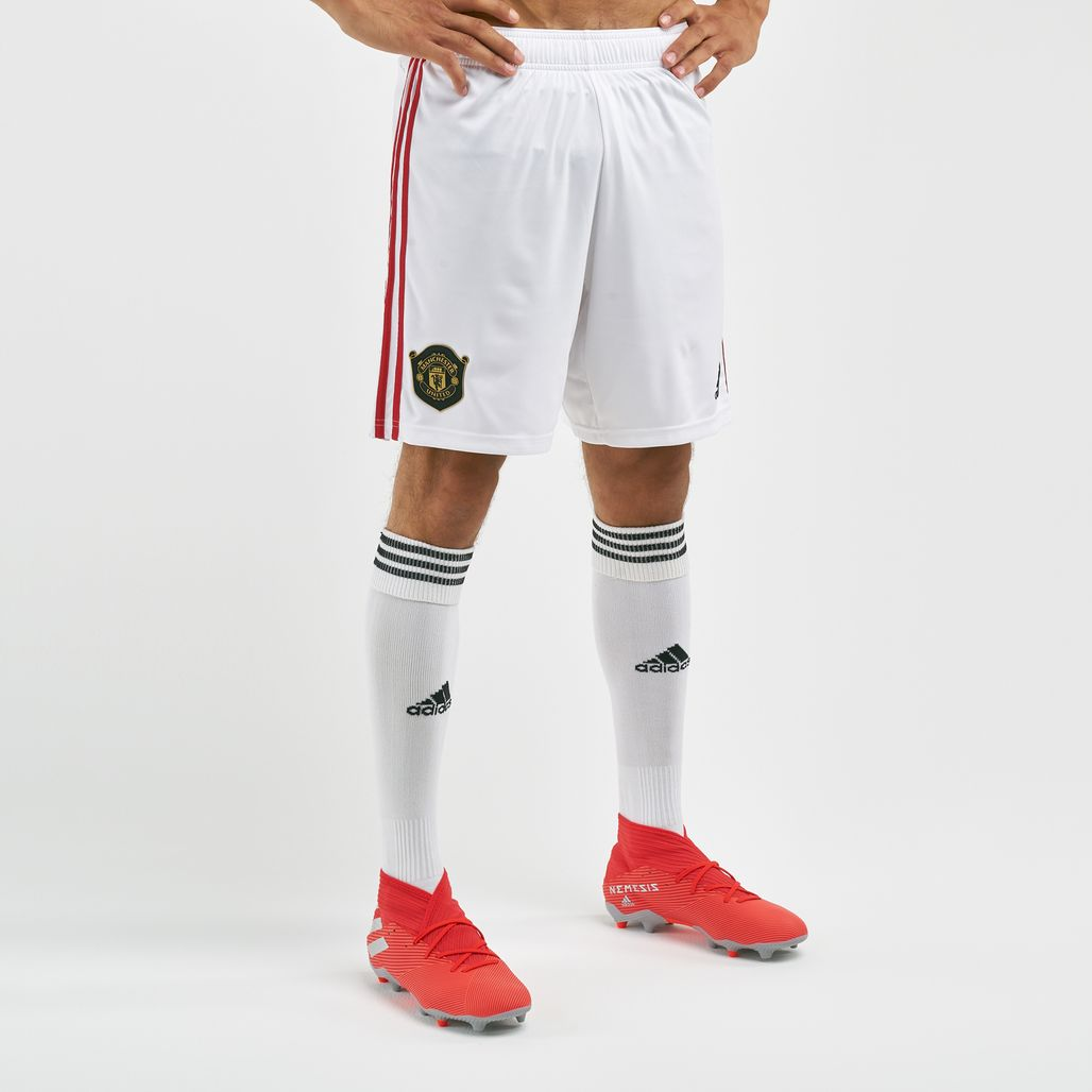 adidas Men's Manchester United Home Shorts - 2019/20