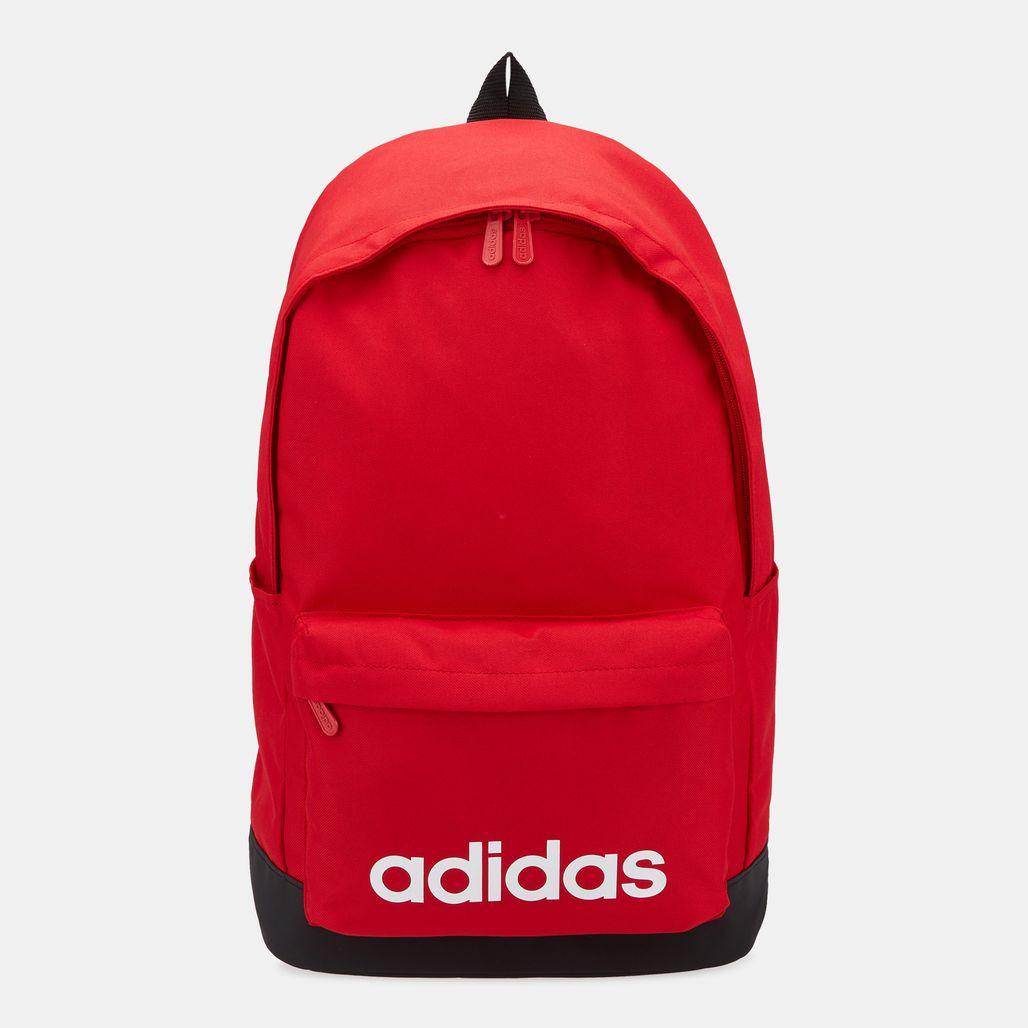 حقيبة الظهر كلاسيك من اديداس - أحمر