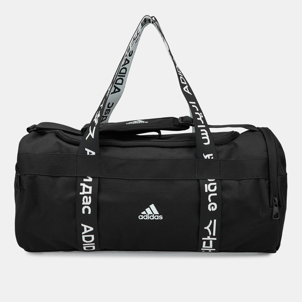 adidas 4ATHLTS Duffel Bag - Black