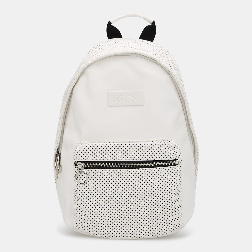 PUMA Women's x Selena Gomez Style Backpack - White