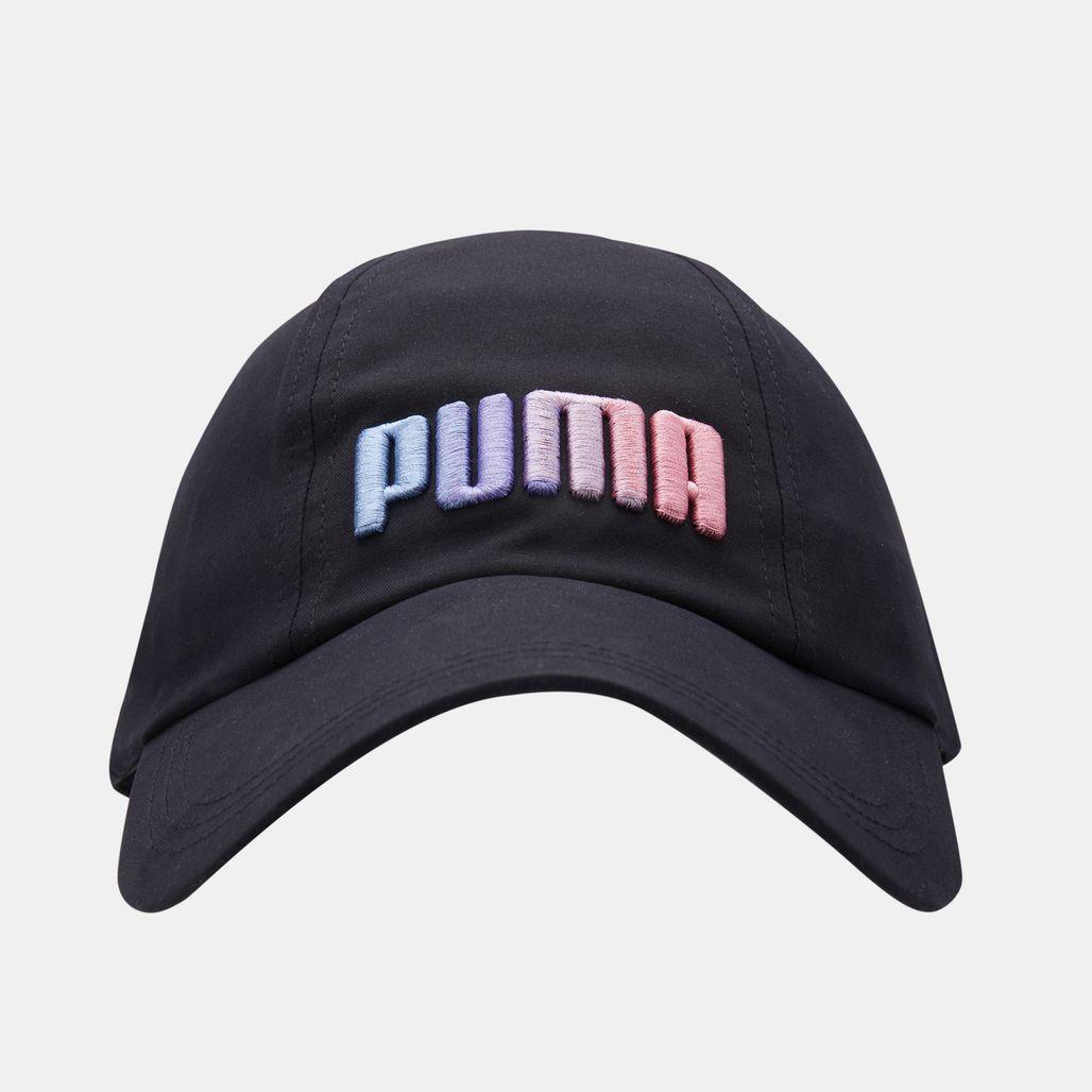 PUMA x SG Women's Sports Cap - Black