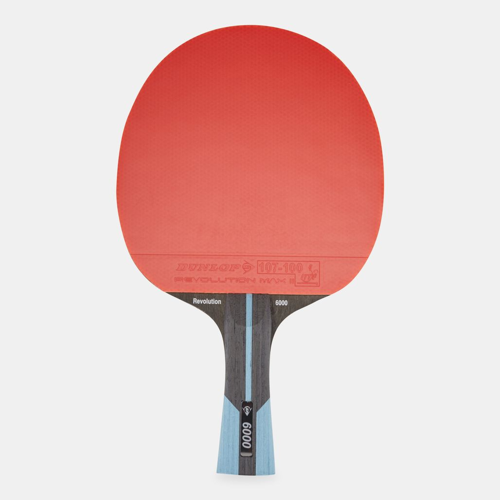 Dunlop Revolution 6000 Table Tennis Bat - Multi