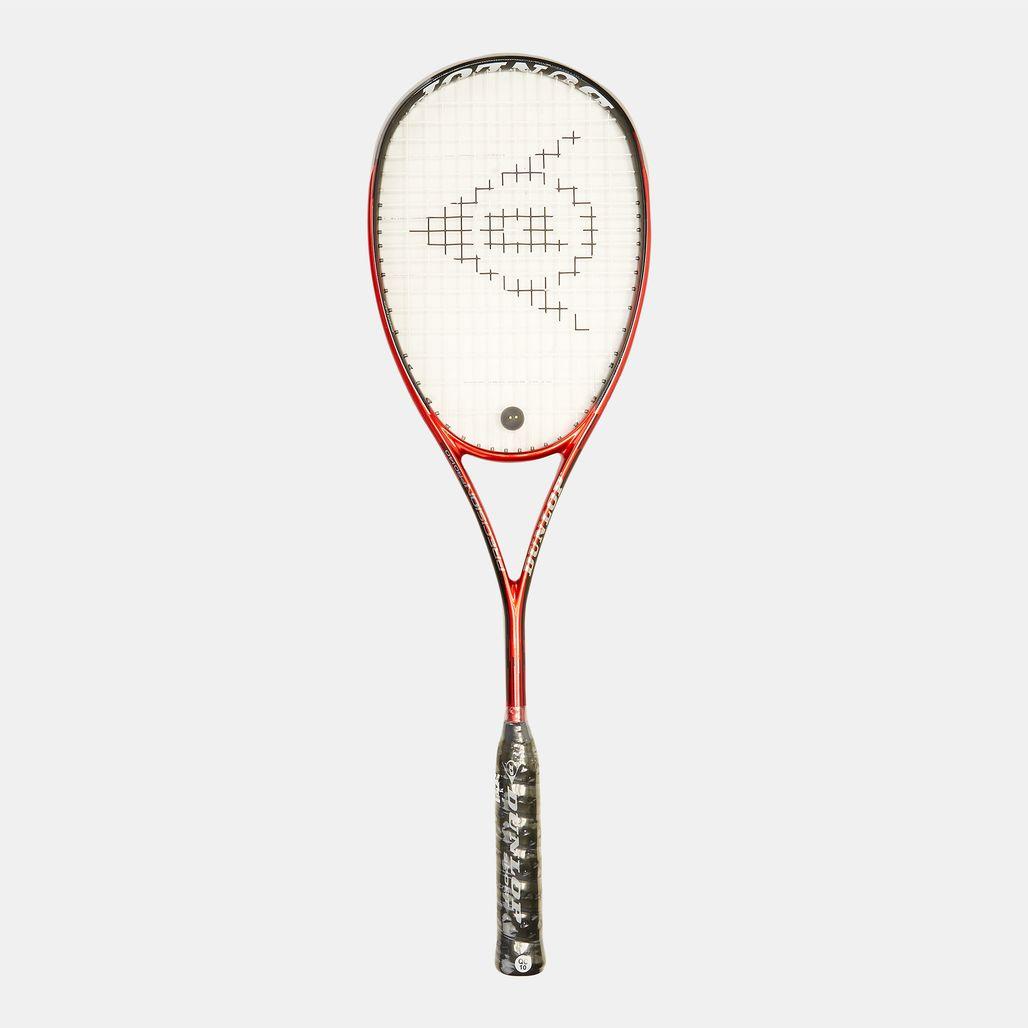 Dunlop Precision Pro 140 Squash Racket - Multi