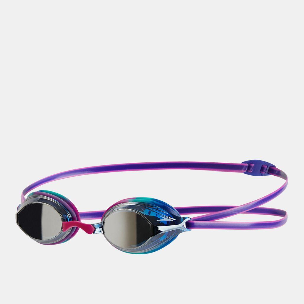نظارات سباحة فينجيانس ميرور جونيور من سبيدو للاطفال الكبار - بنفسجي
