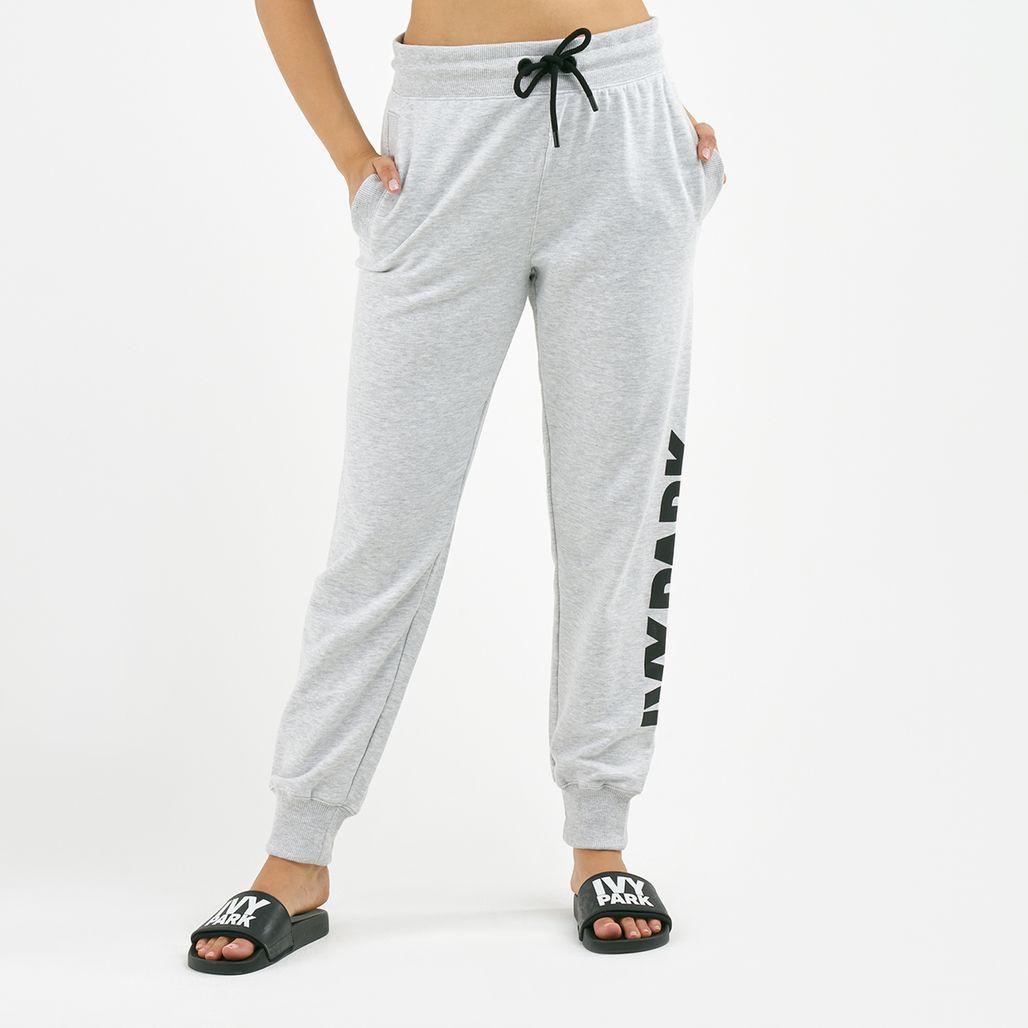 IVY PARK Women's Logo Jogger Pants
