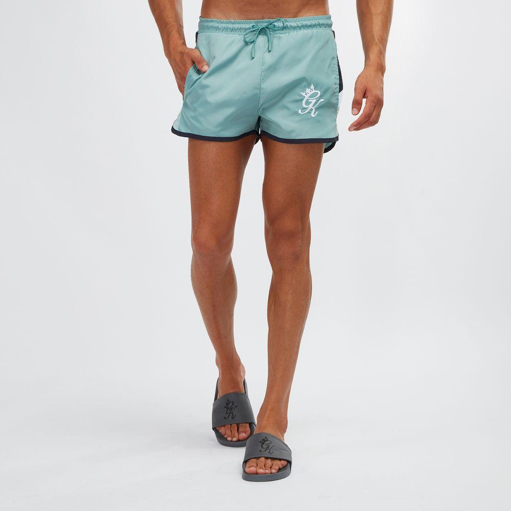 Gym King Retro Swim Shorts