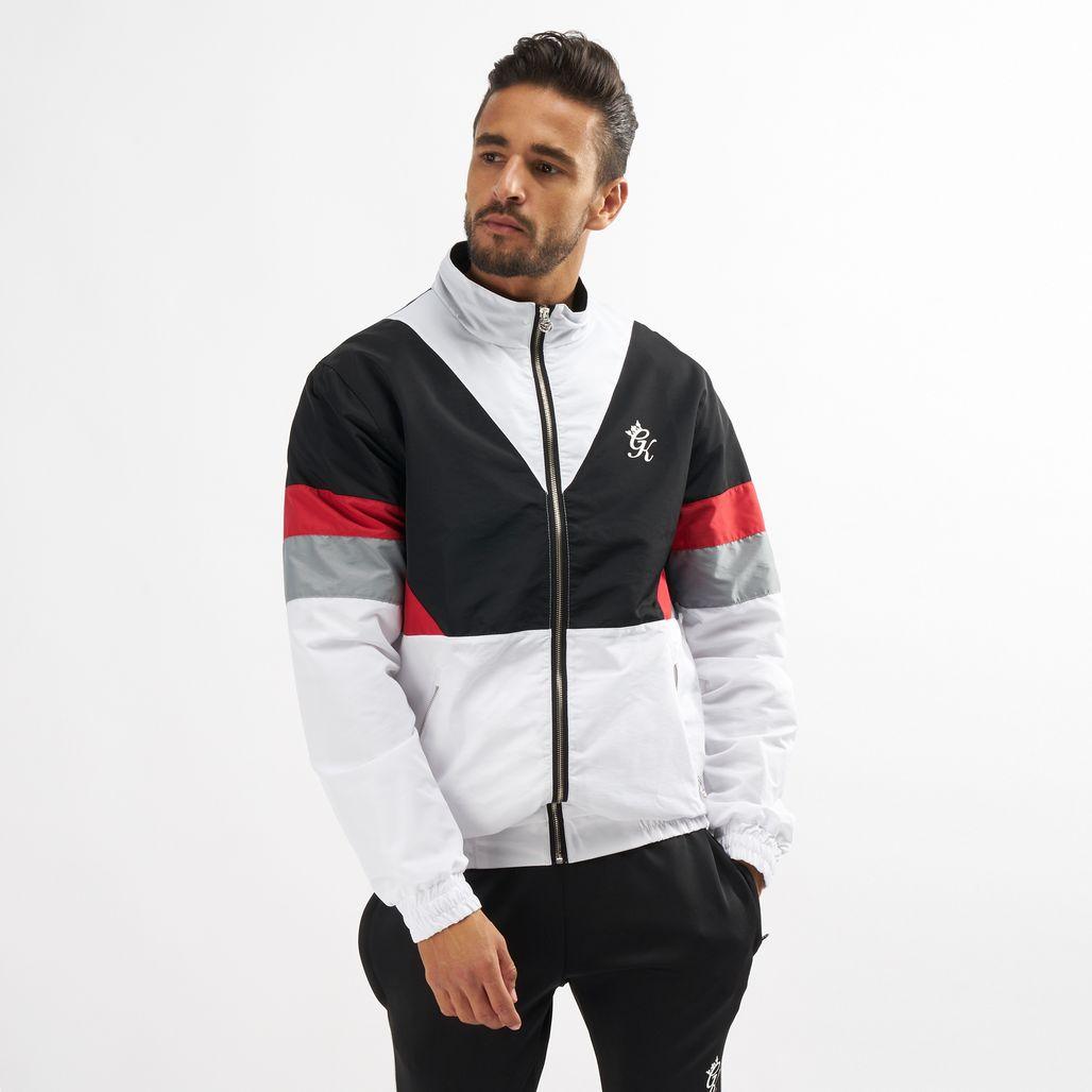Gym King Men's Retro Shell Jacket