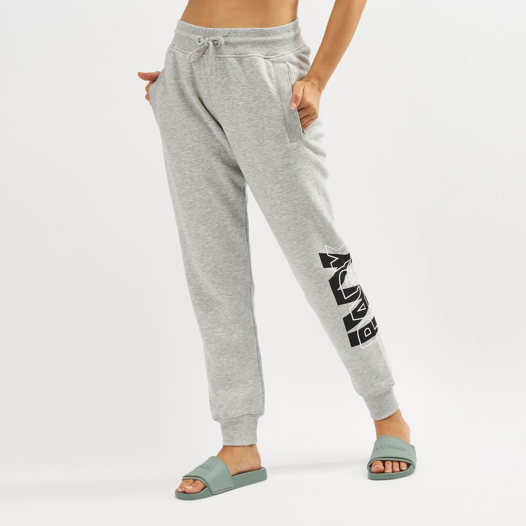 IVY PARK Layer Logo Slim Leg Jogger Pants
