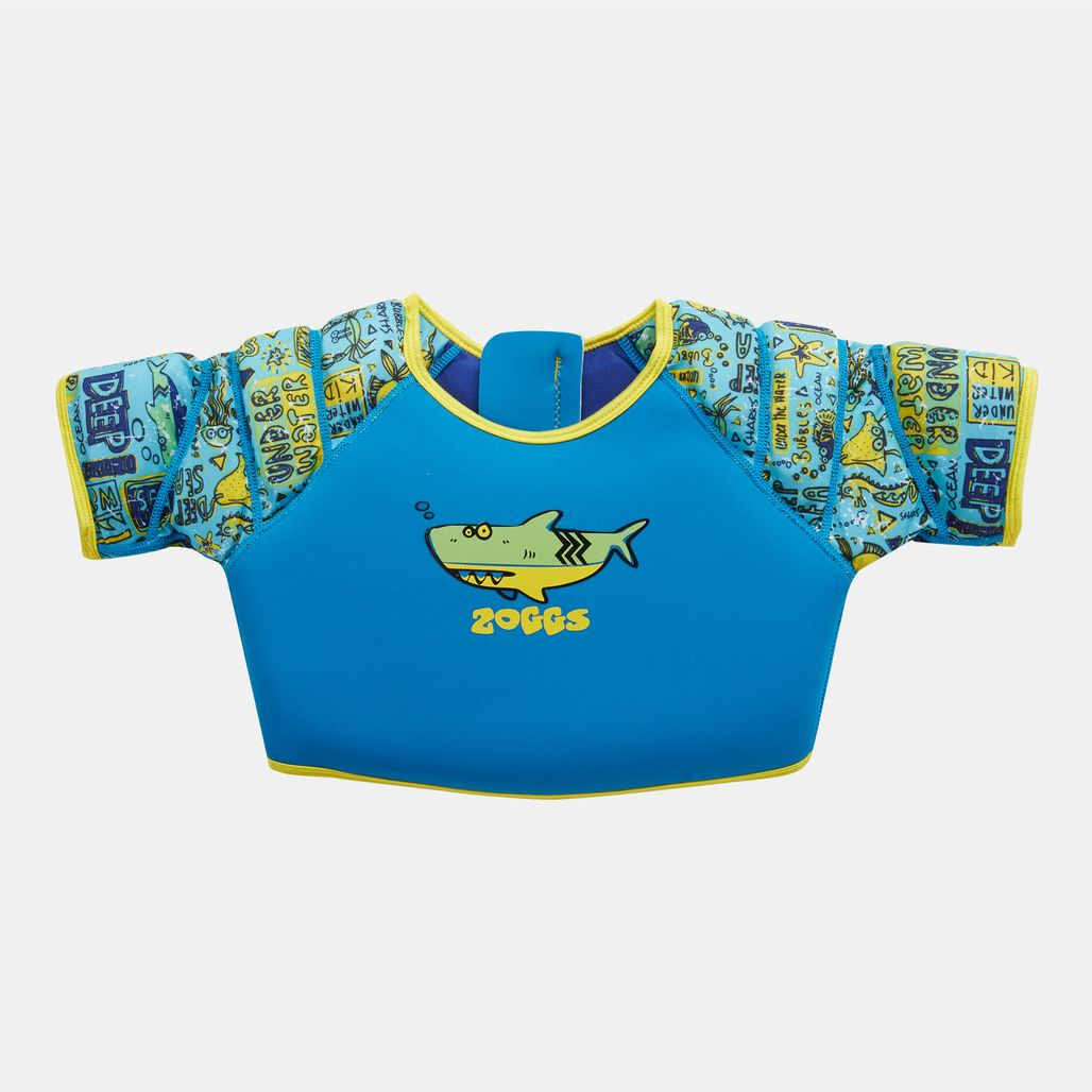 Zoggs Kids' Deep Sea Water Swim Vest
