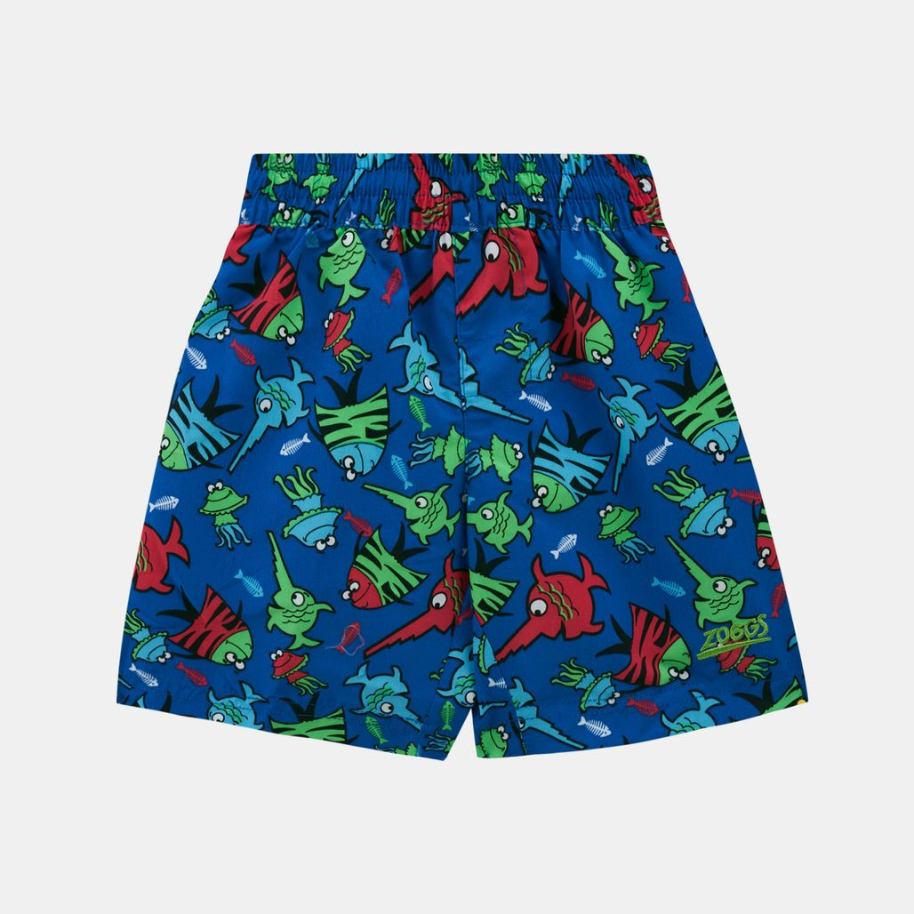 Zoggs Kids' See Saw Water Shorts (Younger Kids)