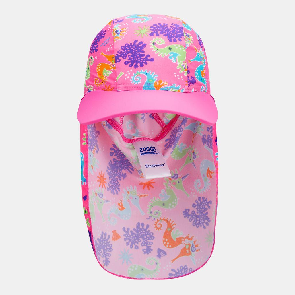 قبعة يونيكورن من زوجز للاطفال الصغار - وردي
