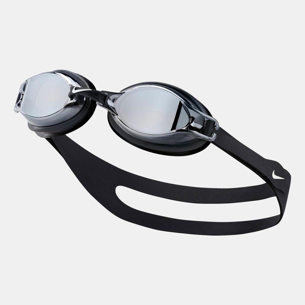 Nike Swim Chrome Mirror Goggles - Black