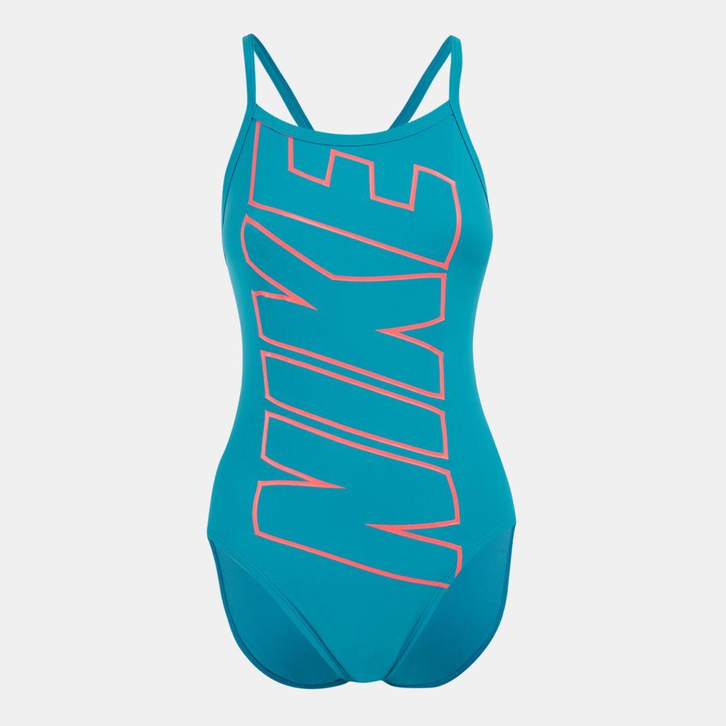 بدلة السباحة من قطعة واحدة ريسرباك من نايك للنساء