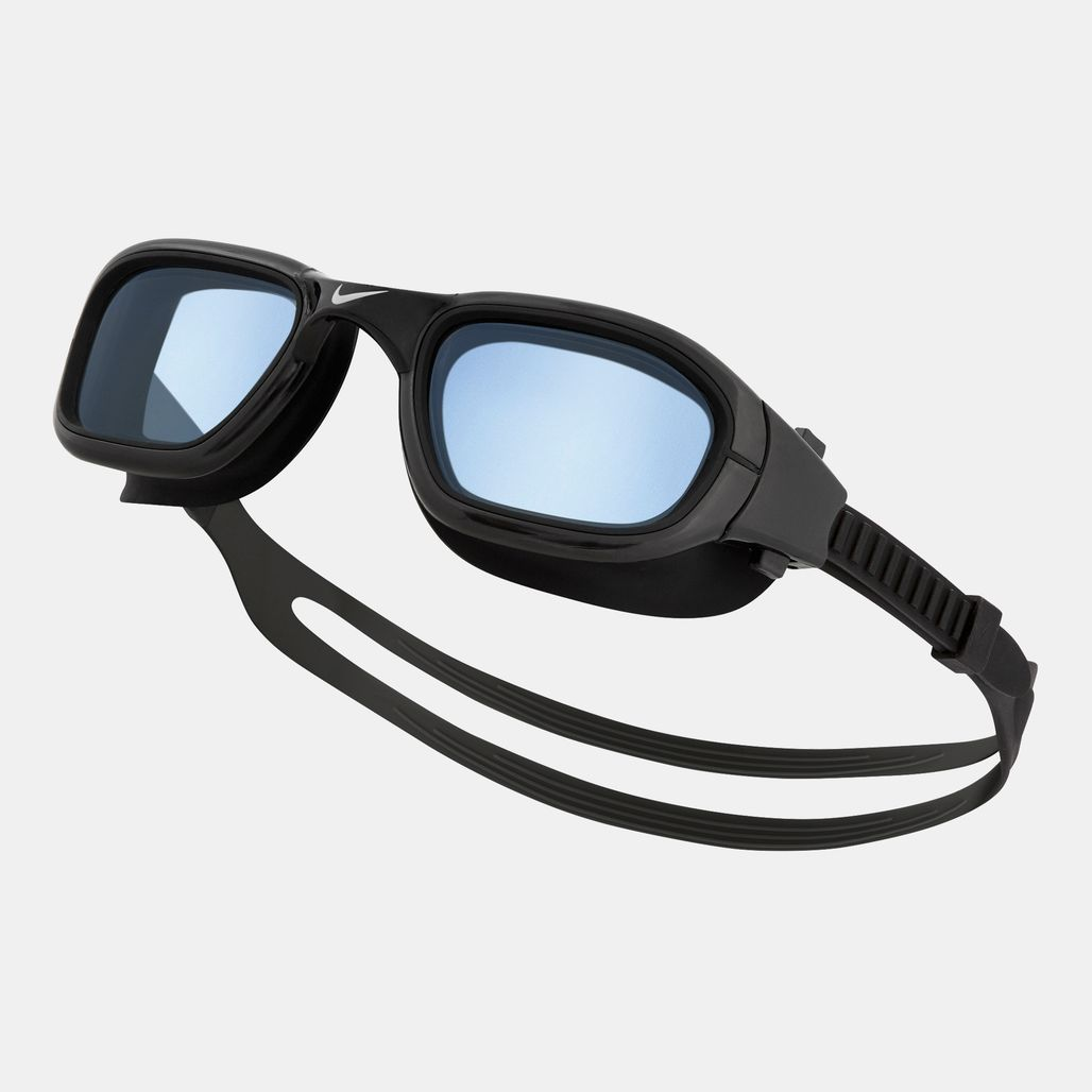 Nike Swim One-Piece Frame Training Goggles - Black