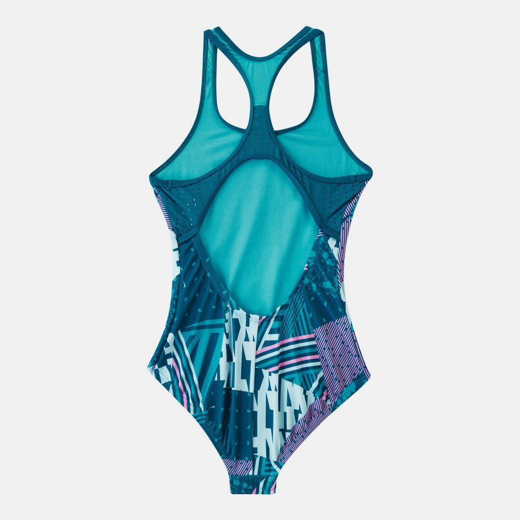 019af4f943b19 ... 1694366 Nike Kids' Make up Racerback One-Piece Swimsuit (Older Kids),  ...