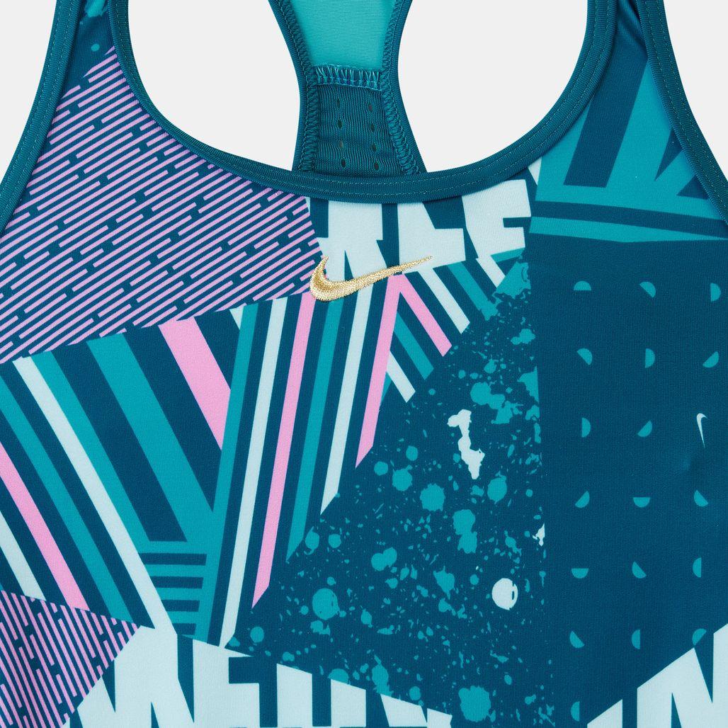 6e2f7a81e8b3c ... 1694367 Nike Kids' Make up Racerback One-Piece Swimsuit (Older Kids),  1694368
