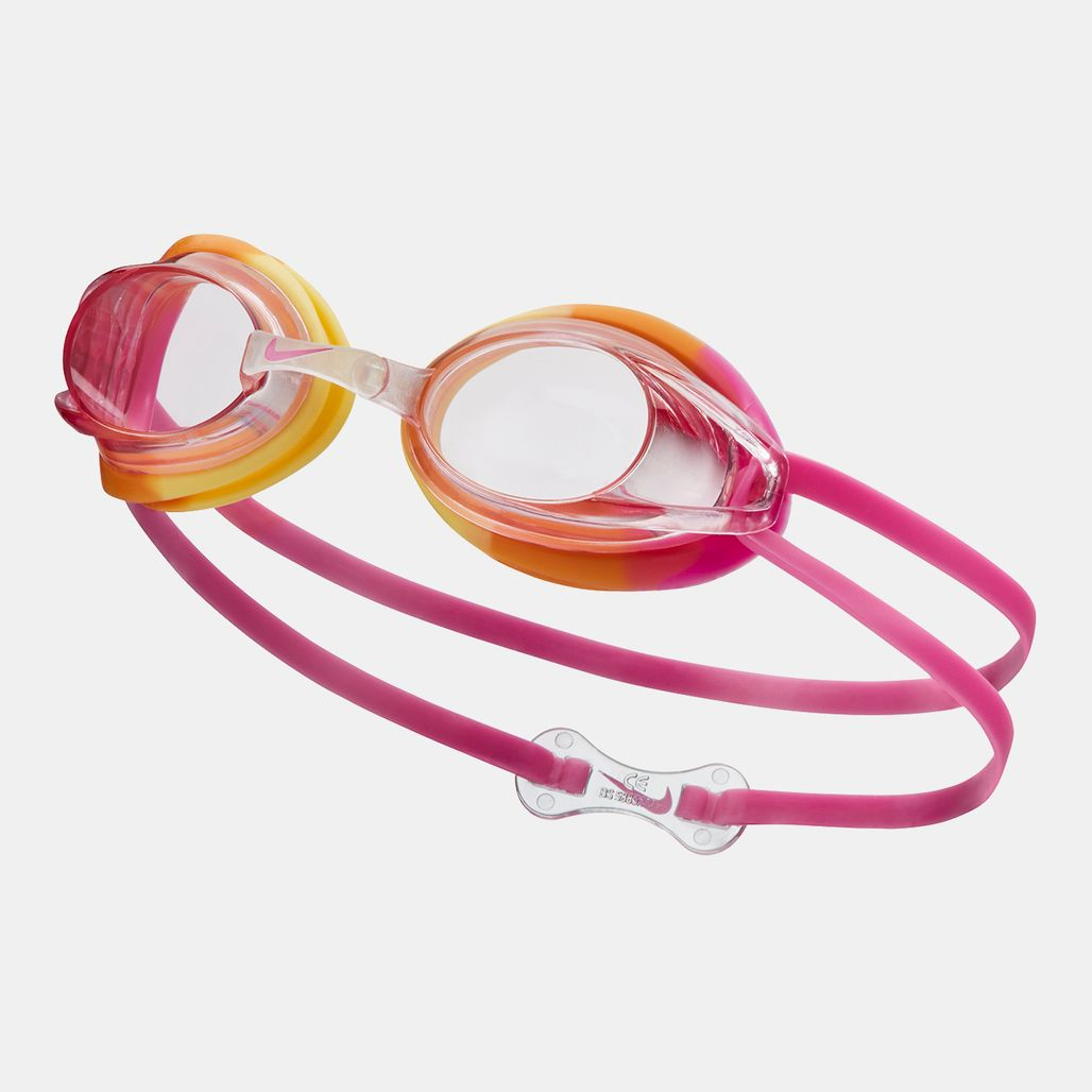Nike Swim Kids' Remora Competition Goggles (Older Kids) - Pink