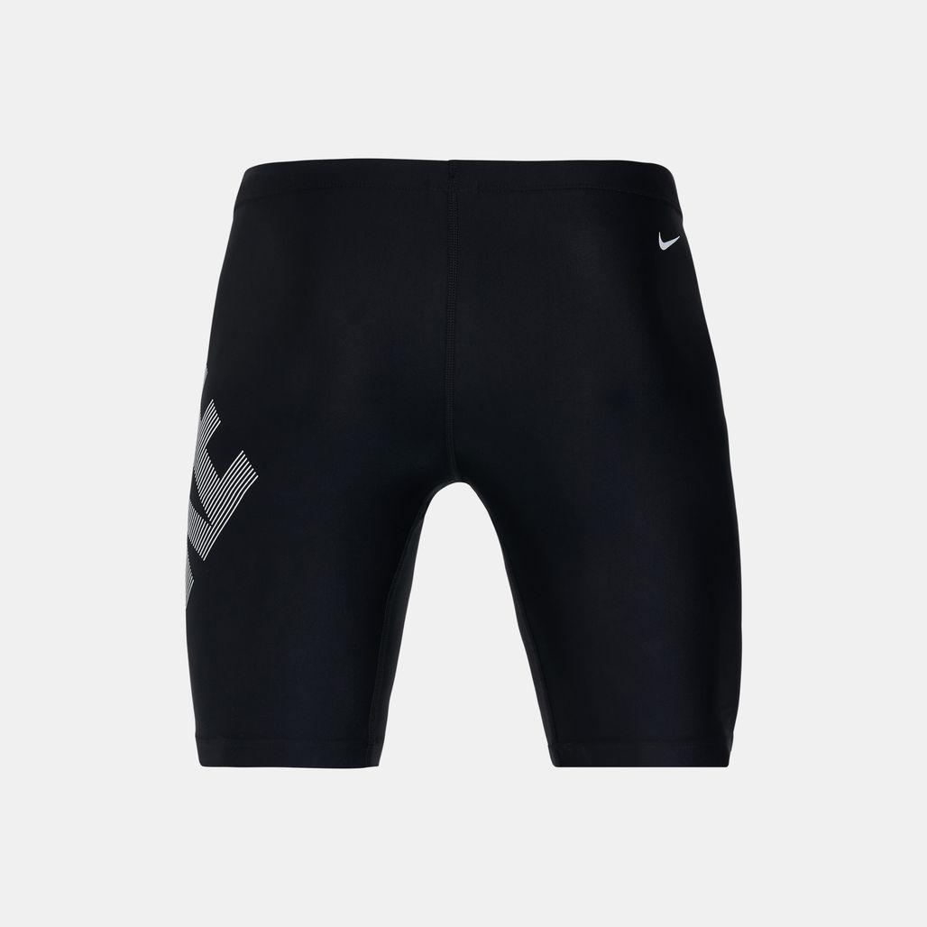 Nike Swim Men's Tilt Logo Square Leg Shorts