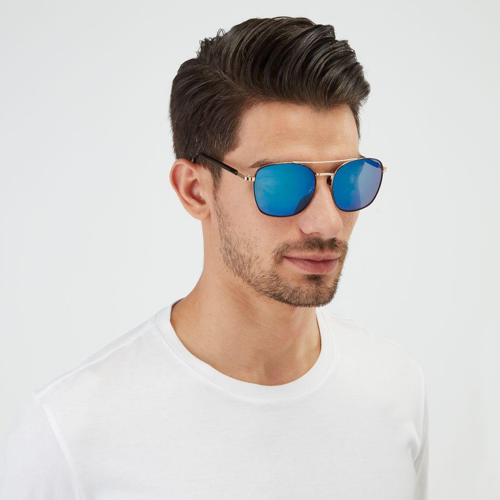 Jeepers Peepers Aviator Sunglasses - Black