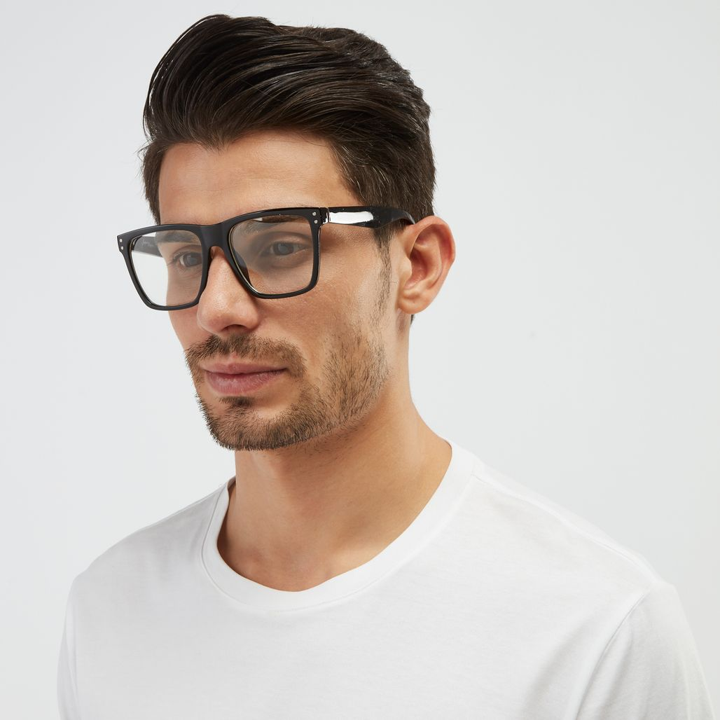 Jeepers Peepers Wayfarer Glasses - Black