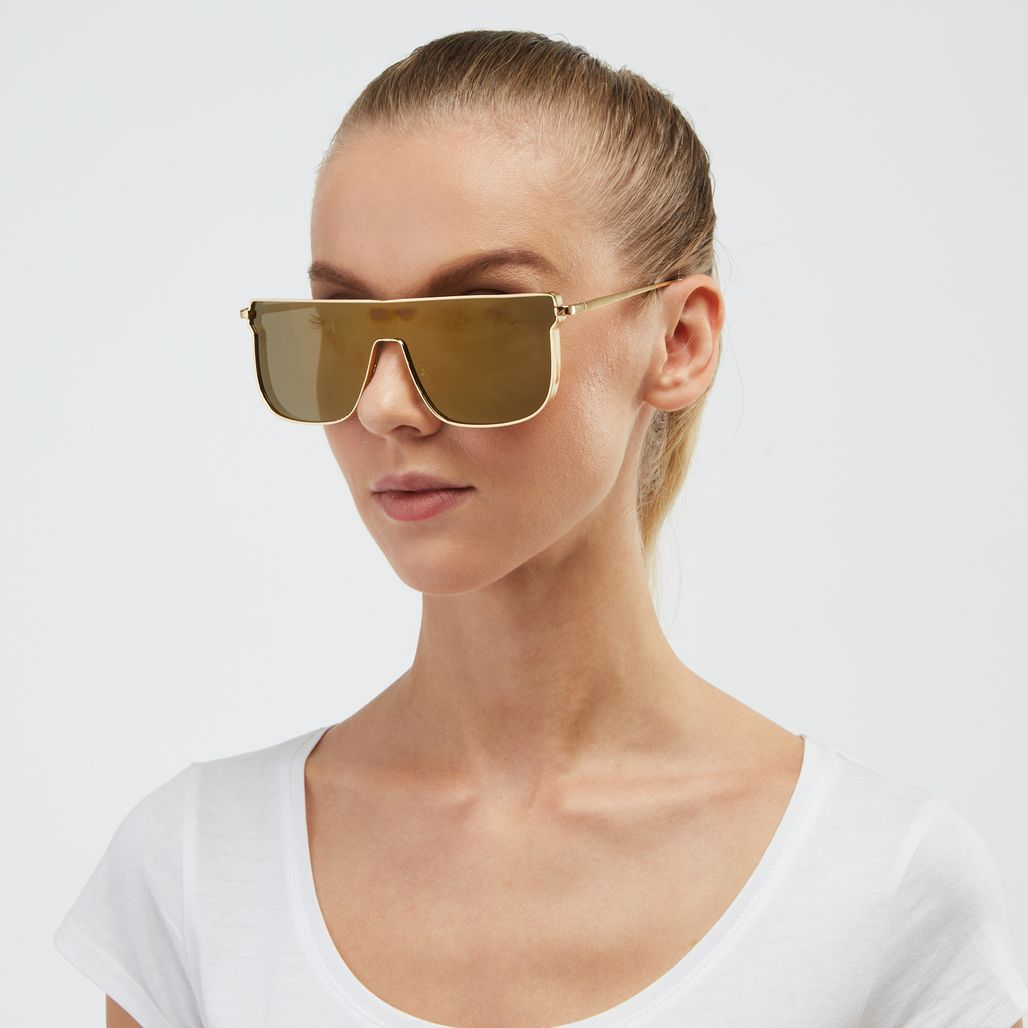 Jeepers Peepers Urban Sunglasses - Gold