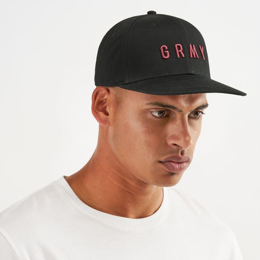 قبعة جي تي أو هيرتيج من جرايمي - أسود