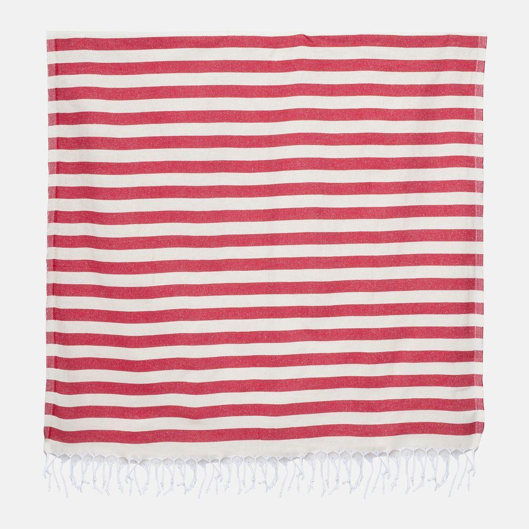 Koala Hello Sailor Towel - Red