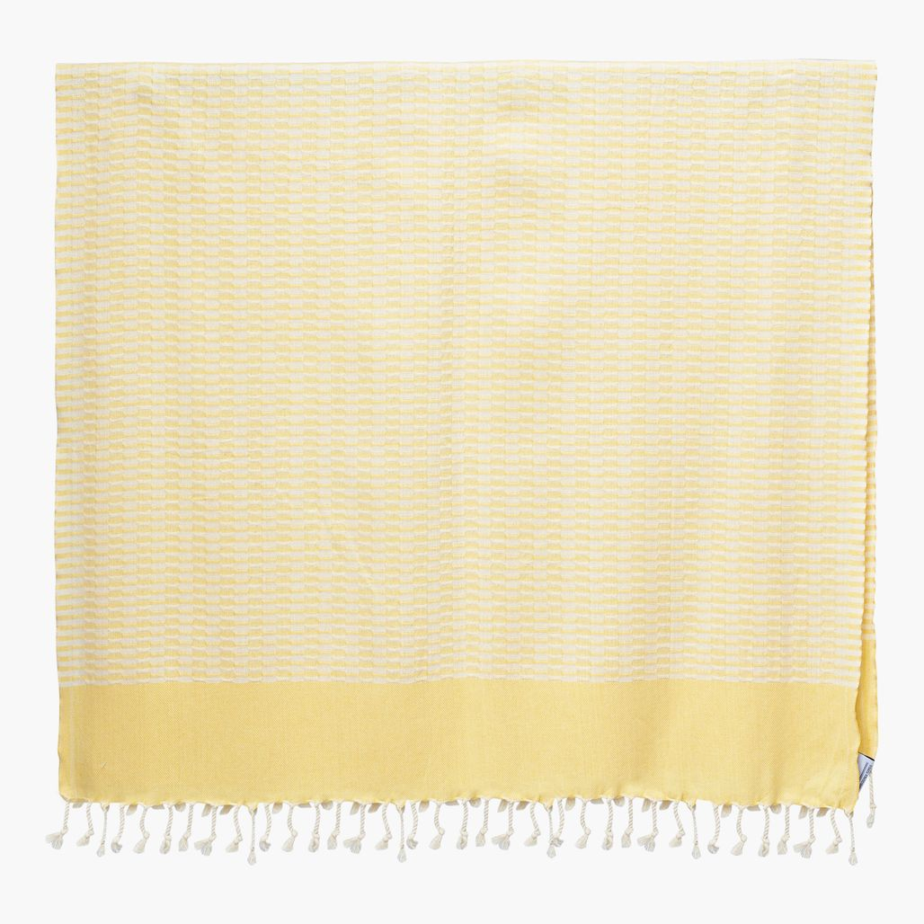 Koala The Holiday Towel - Yellow