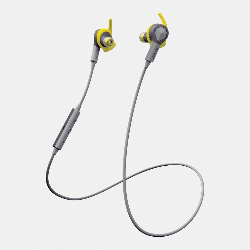 Jabra® Sport Coach Wireless Ear Buds - Yellow