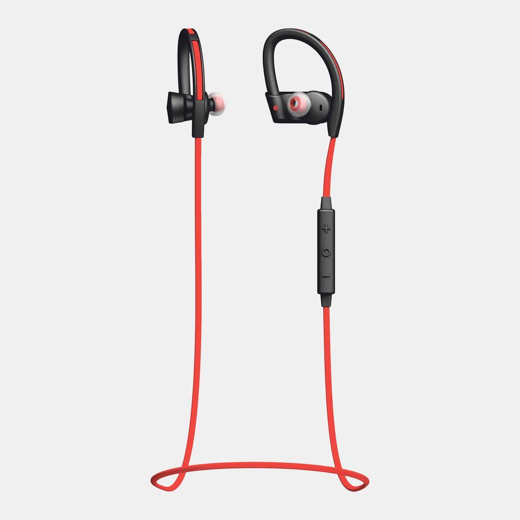 Shop Red Jabra® Sport Pace Wireless Bluetooth Headset For Unisex By Jabra
