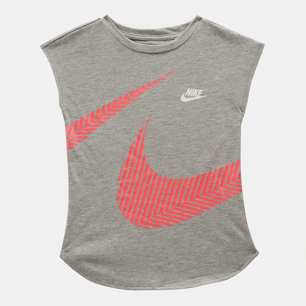 Nike Kids' Oversized Split T-Shirt (Younger Kids)