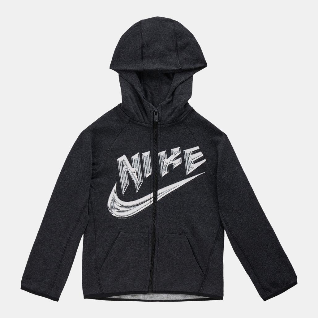 Nike Kids' Full Zip Hoodie (Baby and Toddler)