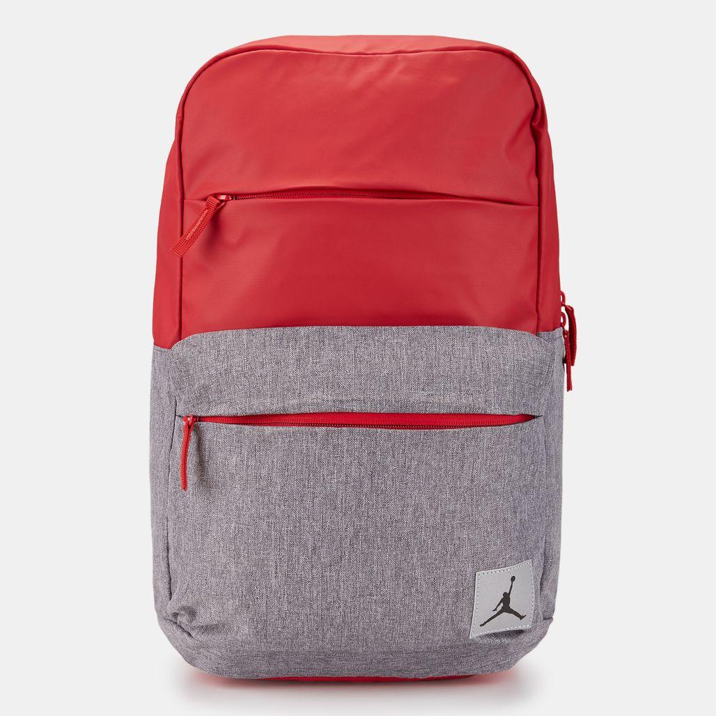 Jordan Kids' Pivot Backpack (Older Kids) - Red