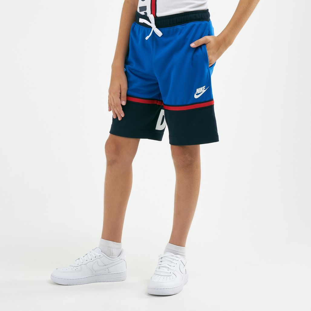 Nike Kids' JDI 2 Tone Mesh Shorts (Younger Kids)