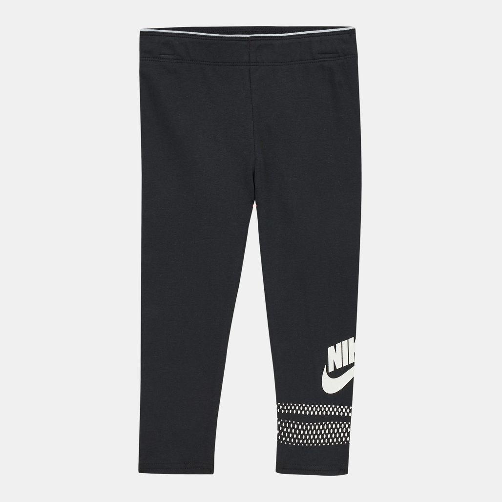 Nike Kids' Sportswear Favorite Futura Graphics Leggings (Younger Kids)