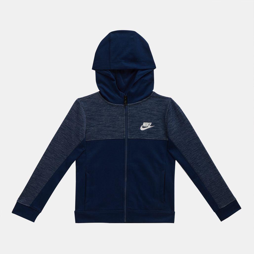 Nike Kids' Sportswear AV15 Full Zip Hoodie (Older Kids)