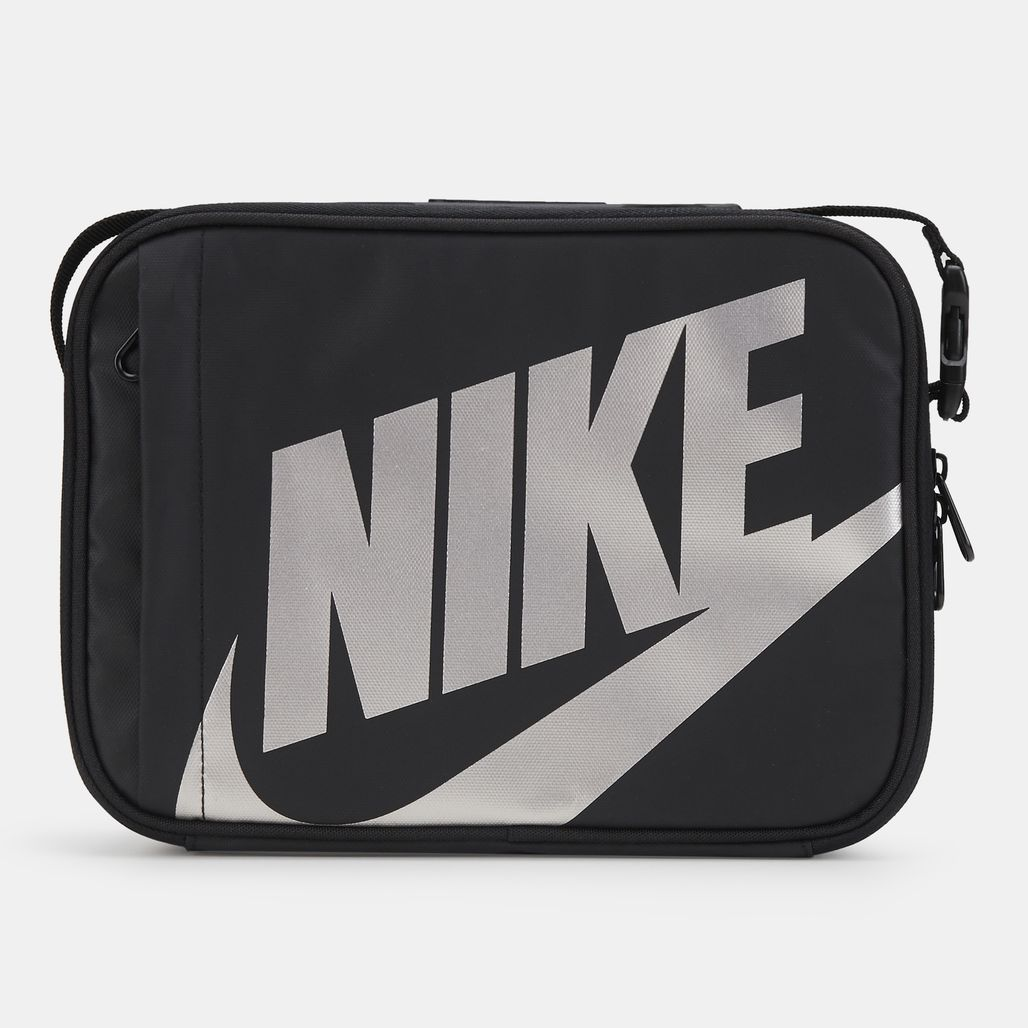 Nike Kids' Brasilia Fuel Insulated Lunch Pack - Black