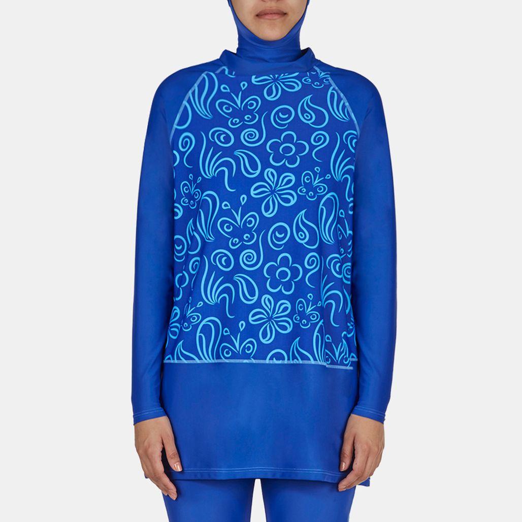 Veilkini Blue Blossom Swimsuit