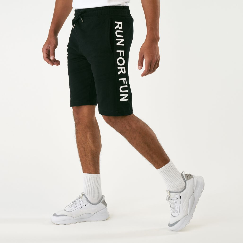 Sun and Sand Sports Men's Terry Shorts