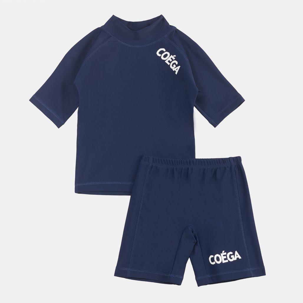 COÉGA Kid's Two Piece UV50 Swimsuit
