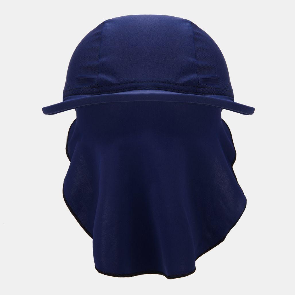 COEGA Kids' Flap Cap (Younger Kids) - Blue