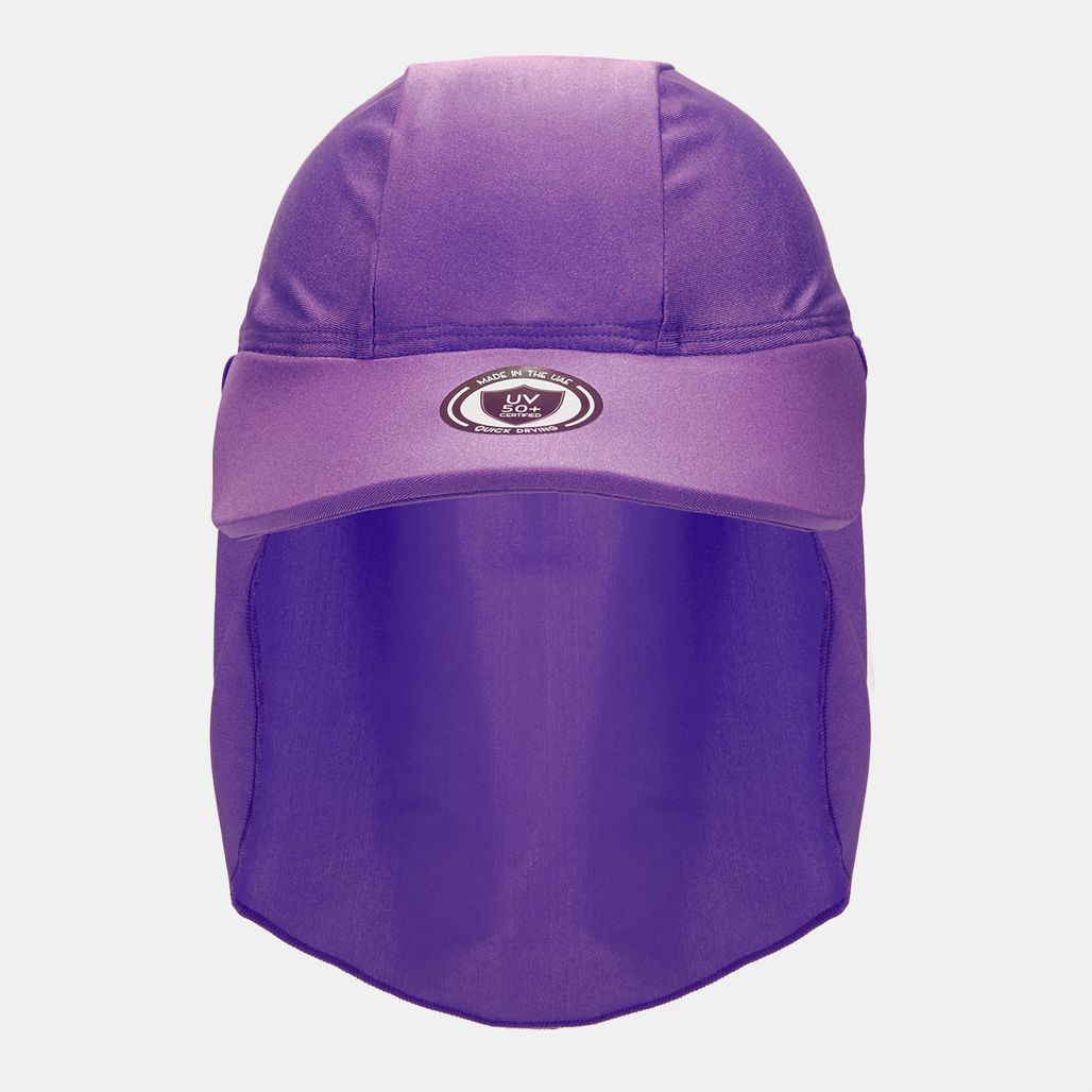 COÉGA Kids' Flap Cap - Purple