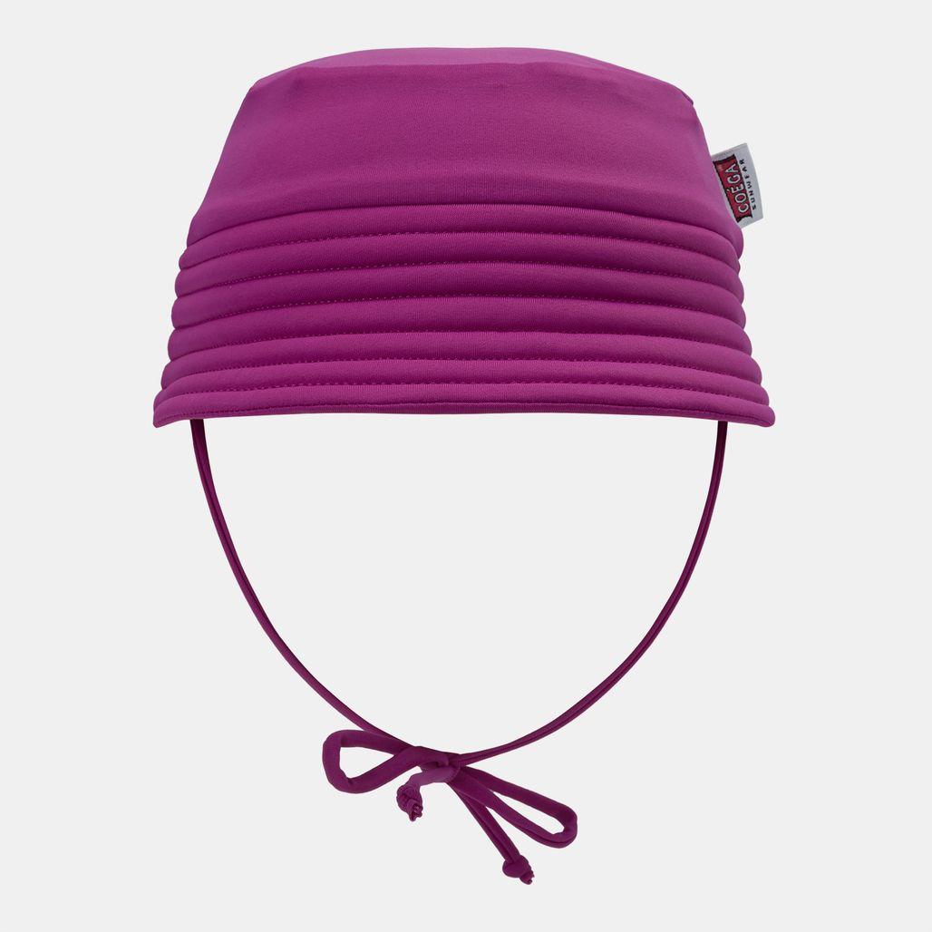 COÉGA Kids' Bucket Hat - Purple