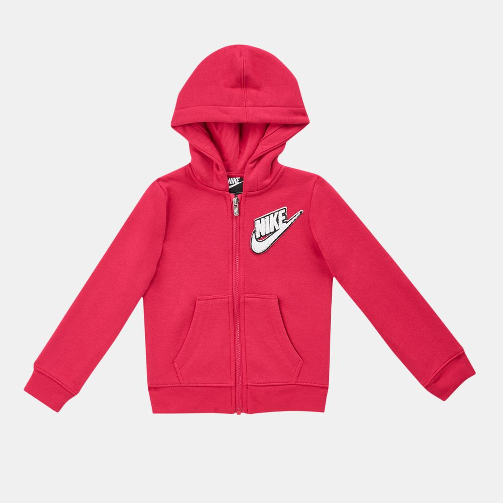 Nike Kids' Fleece Lurex Hoodie