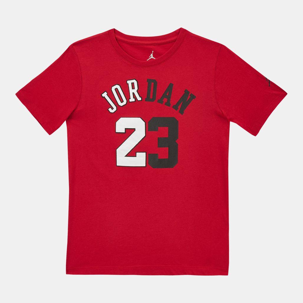 Jordan Kids' Flight History T-Shirt (Older Kids)